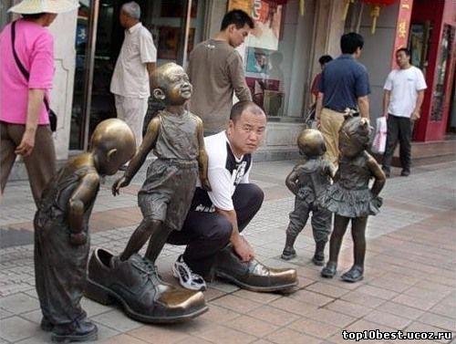 Дети и обувь