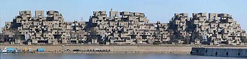 Жилой комплекс «Habitat 67»