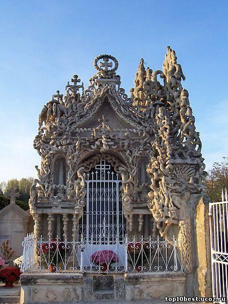 мавзолей Шеваля