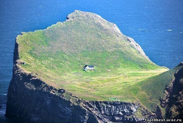 Дом на необитаемом острове