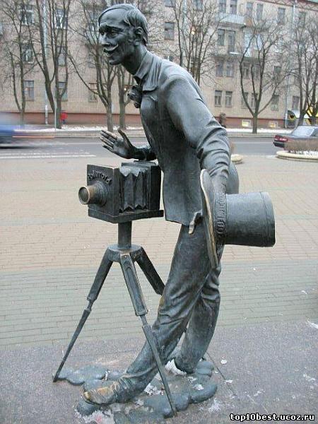 Блоги. Памятники исчезнувшим профессиям.
